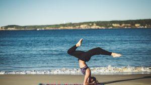 Yoga practices against depression